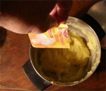 Насадка з кукурудзяної каші