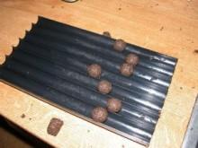 Виготовлення шарико-пеллетса
